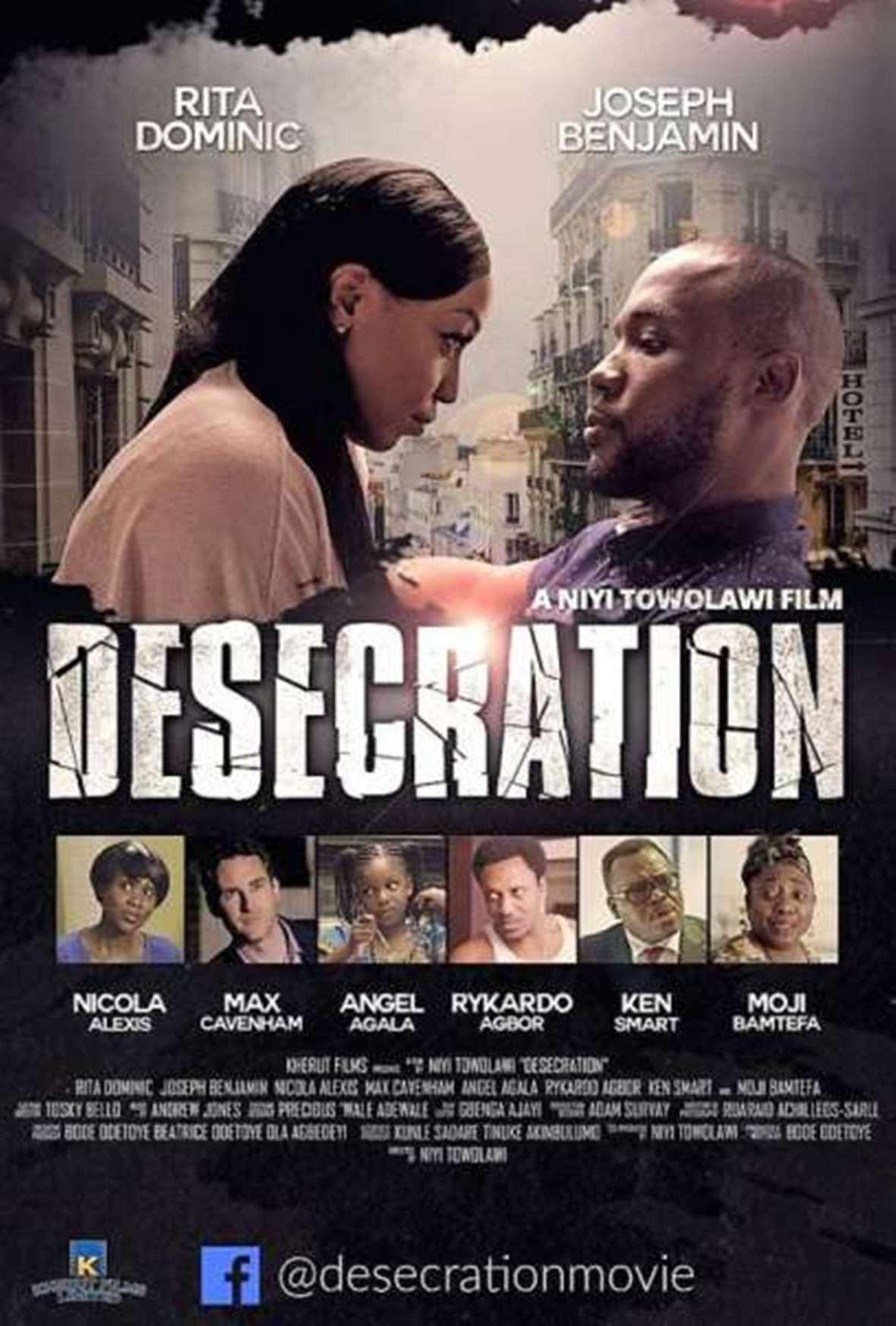 descecration
